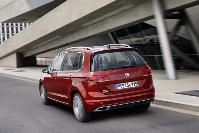 Volkswagen Sportsvan 2017