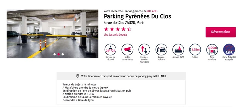 Parisfranceparking.fr
