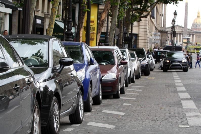 Stationnement à Paris