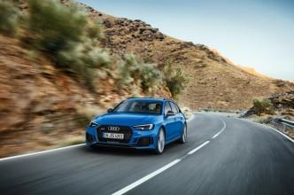 Nouvelle Audi RS4 Avant