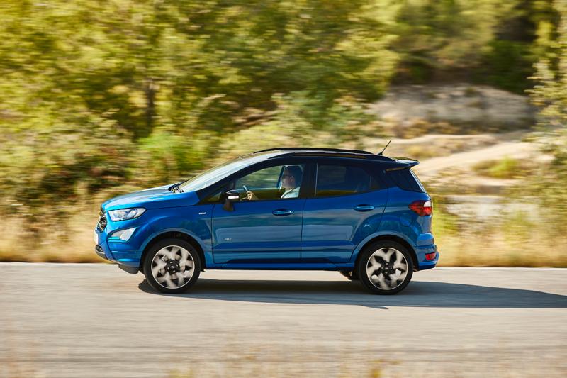 Ford Ecosport restylé