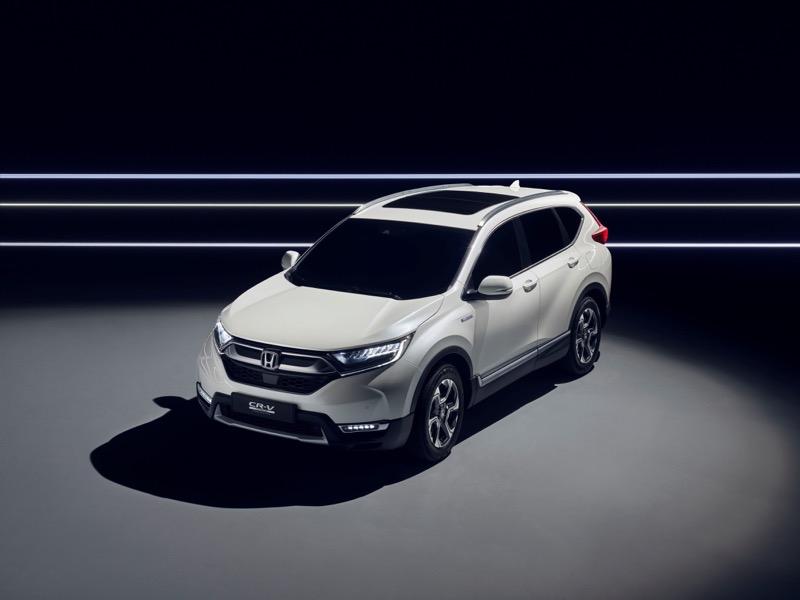 Honda CR-V hybride
