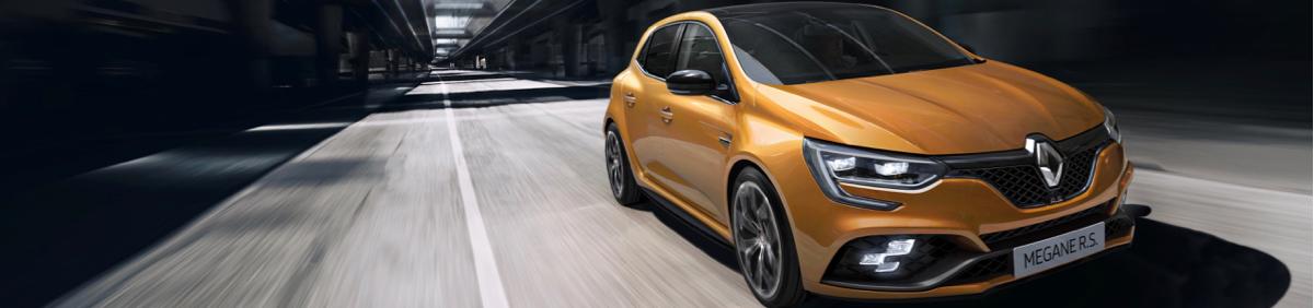 Renault Mégane R.S 2018