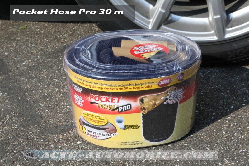 Tuyau Pocket Hose Pro