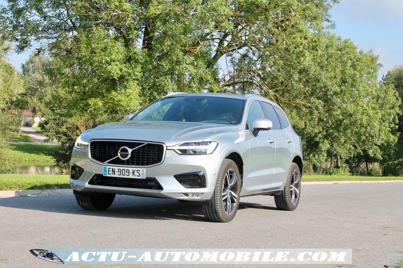 Nouveau Volvo XC60 R-Design
