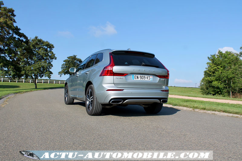 essai nouveau volvo xc60 d5 awd r design actu automobile. Black Bedroom Furniture Sets. Home Design Ideas