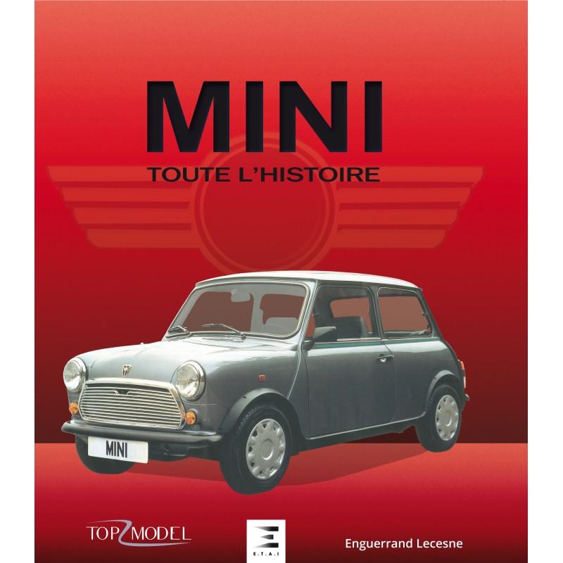 Livre : Mini, toute l'histoire