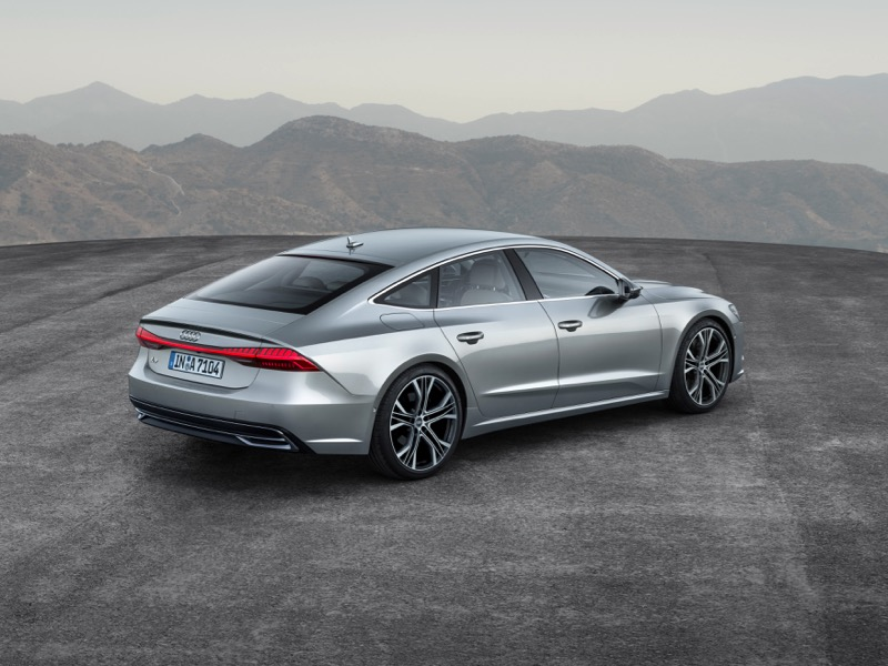 nouvelle audi a7 sportback 2018 les photos officielles actu automobile. Black Bedroom Furniture Sets. Home Design Ideas