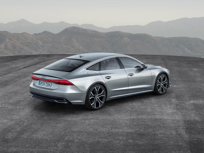 Nouvelle Audi A7 Sportback