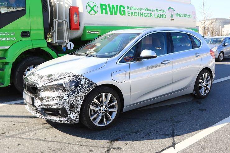 BMW Série 2 Active Tourer restylé