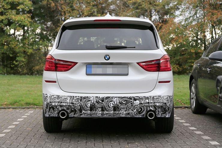 BMW Série 2 GranTourer restylé
