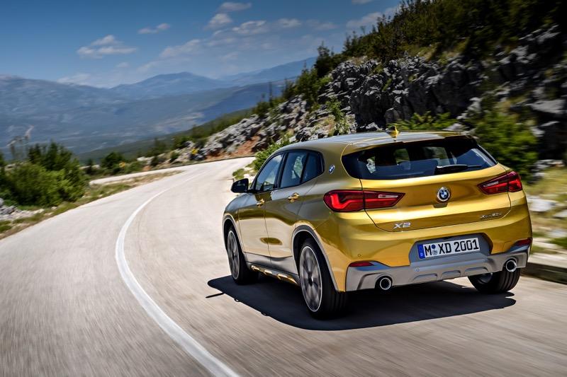 Nouveau BMW X2