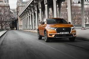 DS 7 Crossback 2018