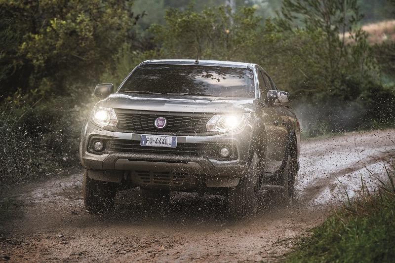 pick-up Fiat Fullback Cross