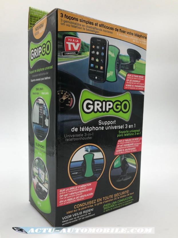 Support de téléphone universel 3 en 1 – Grip GO