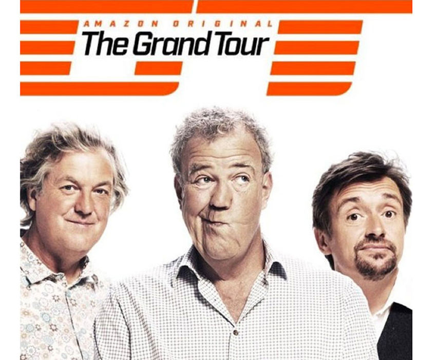 The Grand Tour arrive sur RMC découverte