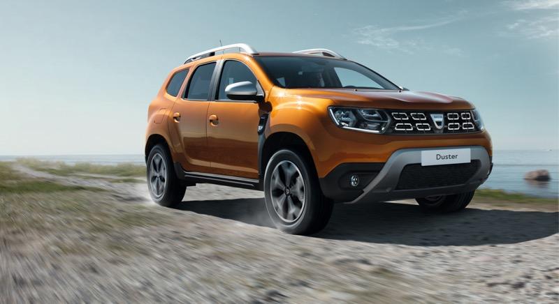 nouveau Dacia Duster 2018