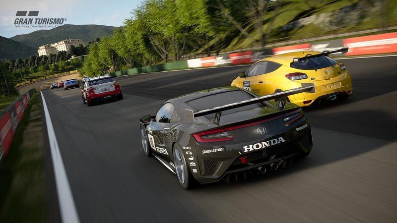 Test Gran Turismo Sport sur PS4