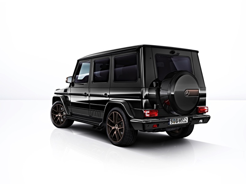 mercedes amg g 65 final edition la fin du classe g actu. Black Bedroom Furniture Sets. Home Design Ideas