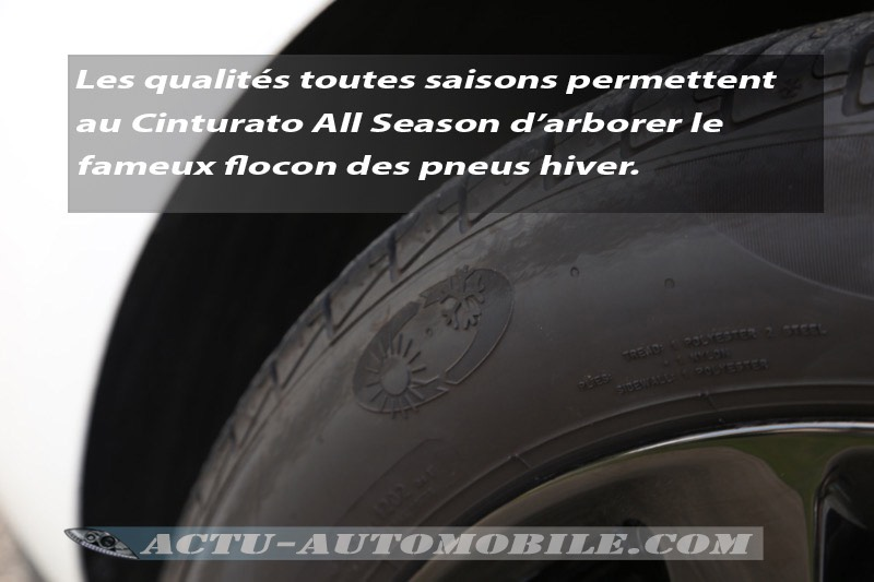 Test Pirelli Cinturato Allseaso