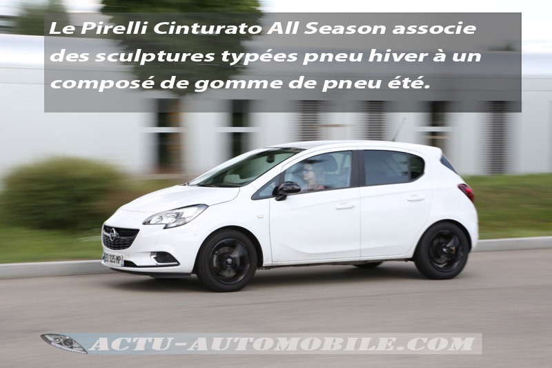 Test Pirelli Cinturato Allseason