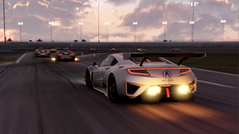 Test Project Cars 2 sur PS4
