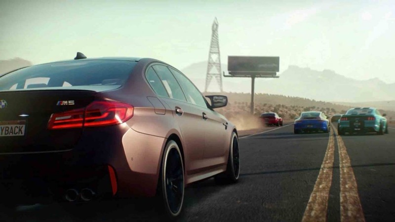 Test Need for Speed Payback sur PS4