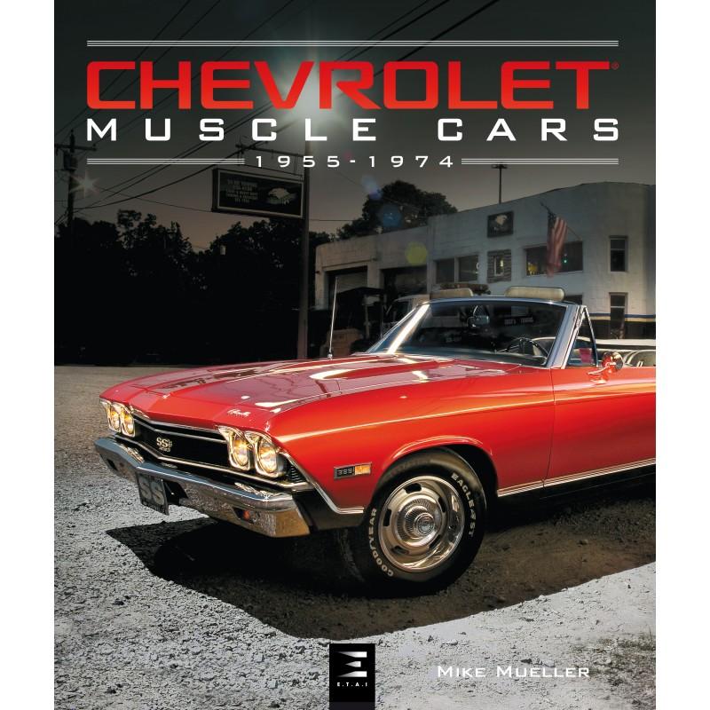 Livre : Chevrolet Muscle Cars
