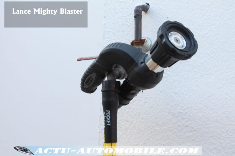Lance Mighty Blaster