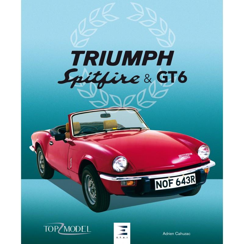 Livre : Triumph Spitfire & GT6