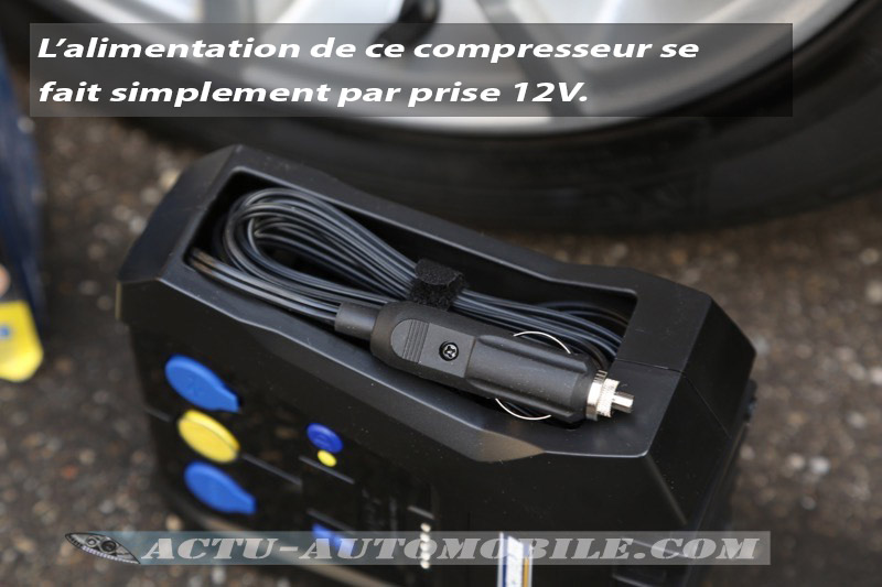 Compresseur programmable Michelin