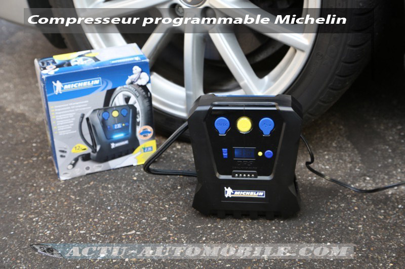Compresseur programmable Michelin