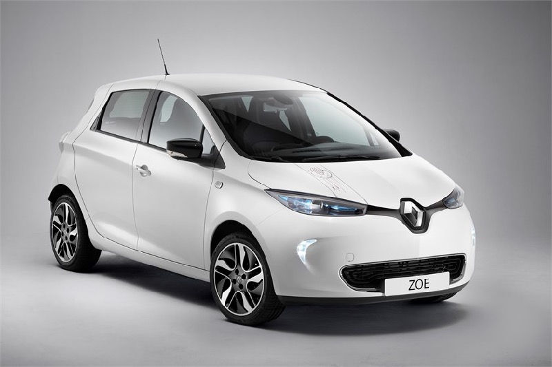 Renault ZOE Star Wars