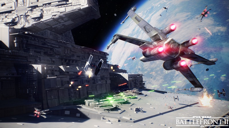 Test : Star Wars Battlefront 2 sur PS4