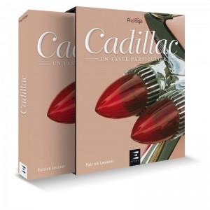 Livre : Cadillac, un faste particulier