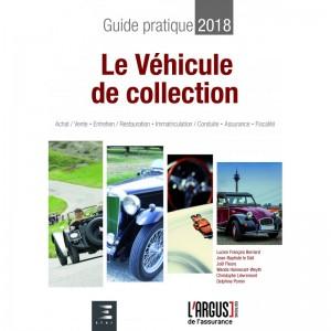 Guide pratique 2018 : le véhicule de collection