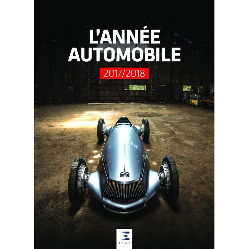 Livre : l'année automobile 2017/2018