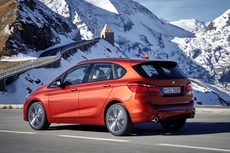 bmw s rie 2 active tourer et gran tourer 2018 le facelift actu automobile. Black Bedroom Furniture Sets. Home Design Ideas