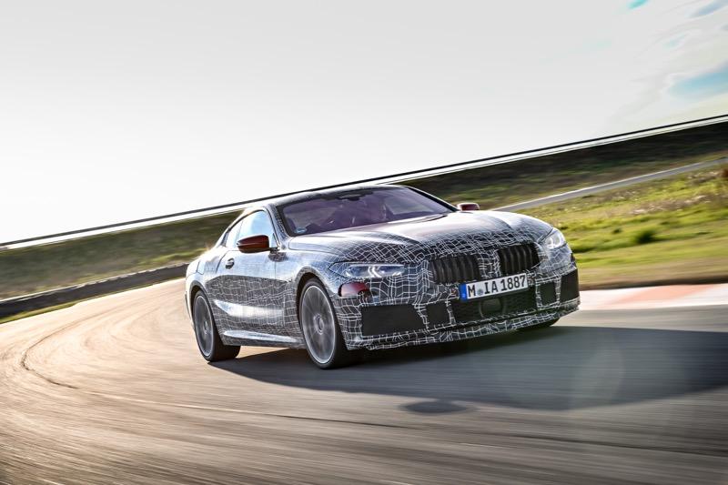 Nouvelle BMW Série 8 Coupé