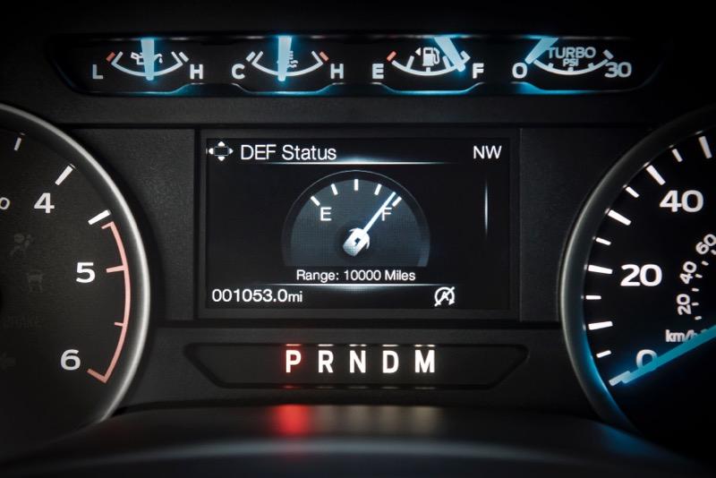 Le pick-up Ford F150 passe au V6 diesel