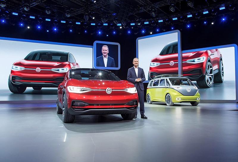 Volkswagen a produit 6 millions de voitures en 2017