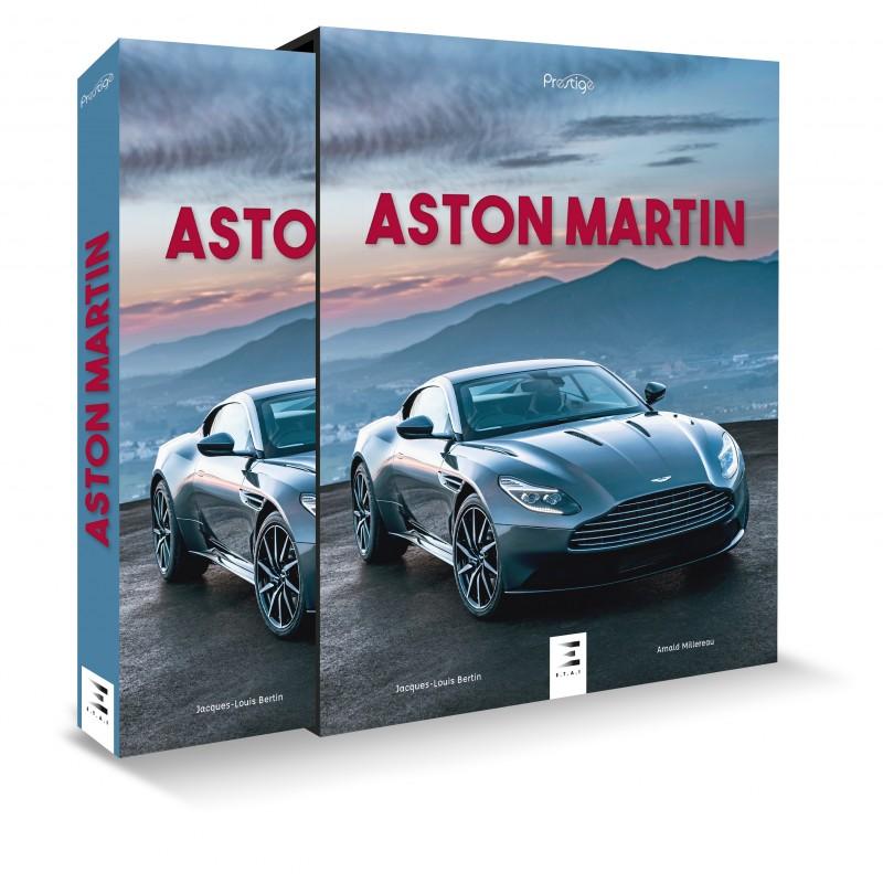 Livre : Aston Martin dans la collection Prestige E.T.A.I