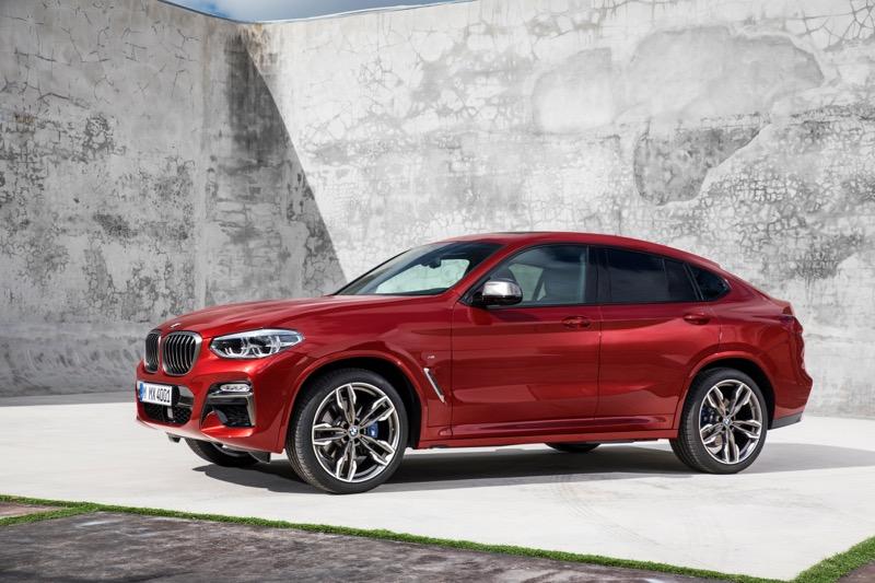 Nouveau BMW X4