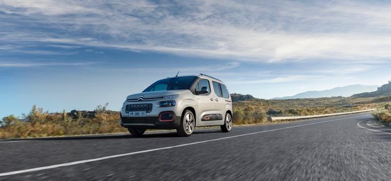 Nouveau Citroën Berlingo 2018