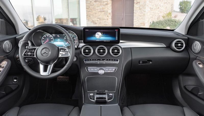 Mercedes Classe C 2018