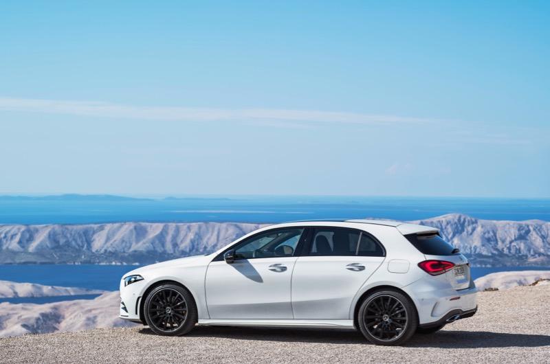 Nouvelle Mercedes Classe A 2018