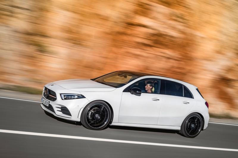Nouvelle Mercedes Classe A 2018 Ses Atouts Pour Reussir