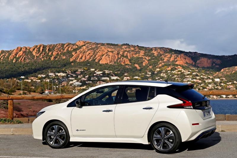Nouvelle Nissan Leaf