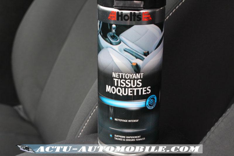 Nettoyant Tissus & Moquettes Holts