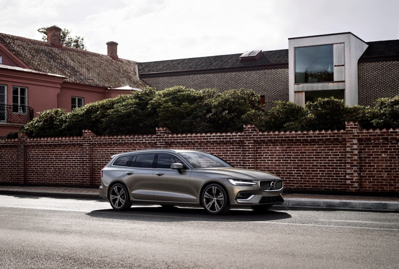 Nouvelle Volvo V60